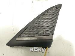 Original BMW 5er G30 G31 Set Abdeckung Fensterrahmen Lautsprecher Harman Kardon