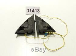 Original BMW E92 E93 Set Eckblenden innen links rechts mit Lautsprecher 7839851