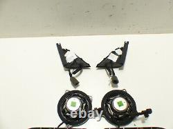Original BMW G11 G12 Set Eckblenden links rechts Lautsprecher Bowers & Wilkins