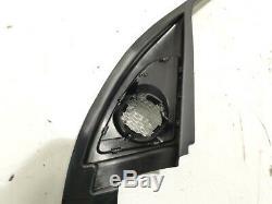 Original BMW X1 F48 Set Abdeckung Fensterrahmen vorne links rechts Harman Kardon