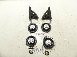 Original BMW X4 G02 F98 M Gitter innen links rechts Lautsprecher Harman Kardon