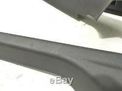 Original BMW X6 F16 F86 M Set Abdeckung Fensterrahmen Tür vorne Bang & Olufsen