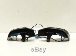 Original BMW Z4 E89 Set Eckblenden innen links rechts mit Lautsprecher 9220750