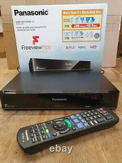Panasonic Freeview Play smart digital set top box recorder DMR-HWT250EB