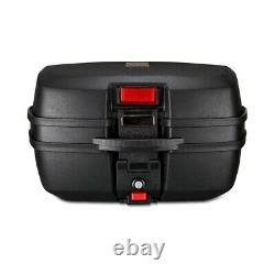 Panniers Set + Top Box for Suzuki V-Strom 250 / 650 / XT SCT6 black