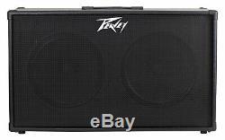 Peavey 212 Extension Gitarrenbox Set 80W 2x 12 Verstärker Röhre Topteil Kabel