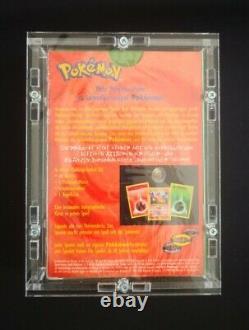 Pokémon Karte Base Set Themedeck Brushfire, Sealed! TOP Zustand! Deutsch