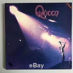 Queen Complete SWEDEN very limited 11 vinyl album box set TOP condition