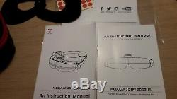 RC Drone/ Quad TOP SKY F7X FPV set of Goggles boxed Little used