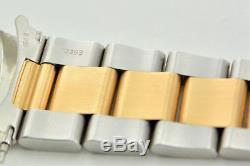 ROLEX GMT Master II 16713 FULL SET Tigerauge Stahl Gold TOP Box Papiere