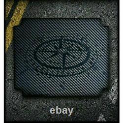 RUBBATECH Aluminum Top & Side Pannier Box Protection Pad Sets for BMW R1200GS