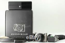 Rare Top Mint In Box Set Hasselblad Stellar Carbon Fibre Grip From Japan