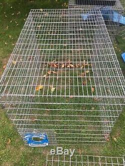 Runaround rabbit guinea pig HUGE set up 2 x top boxes 3 runs over £1200 of kit