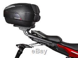 SHAD Yamaha MT-09 Tracer 15-16 Top Luggage Set inc. SH39 Top Box and Fitting Kit