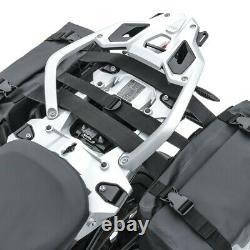 Satteltaschen Set für BMW F 850 GS / Adventure + Topcase TP8