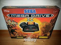 ## Sega Mega Drive 2 Console the Lion King Set Boxed Top##