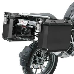Set Alu Koffer für BMW F 750 GS 18-20 + Kofferträger ADX70B