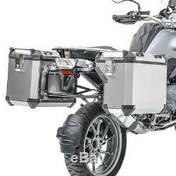 Set Alu Koffer für Honda Africa Twin CRF 1000 L 16-17 + Topcase ADX130