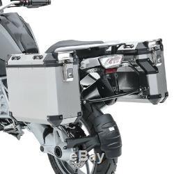 Set Alu Koffer für KTM 1290 Super Adventure R / S / T 17-20 + Kofferträger ADX70