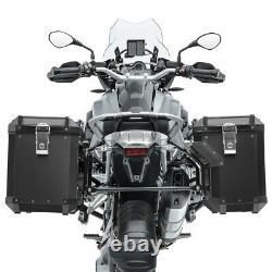 Set Alu Koffer für Yamaha Tenere 700 19-20 + Kofferträger ADX90B