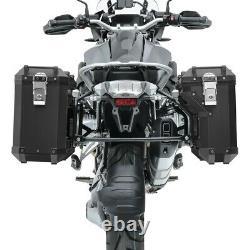 Set Alu Koffer für Yamaha Tenere 700 19-21 + Kofferträger ADX70B