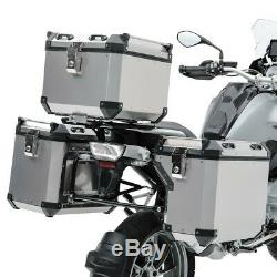 Set Aluminium Top Box+ Rear Rack for BMW R 1250 GS Adventure 19-20 Bagtecs ADX42