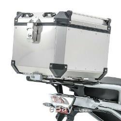 Set Aluminium Top Box + Rear Rack for Yamaha Tenere 700 19-20 Bagtecs ADX42
