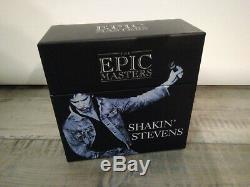 Shakin' Stevens 10 CD Box Set THE EPIC MASTERS +++ Rare +++ TOP +++
