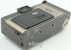 Super Rare! Top Mint in Box Leica minilux Zoom Black Camera Bogner Set Japan