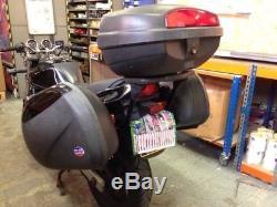 Suzuki Bandit Gsf600 Gsf1200 Mk1 Luggage Set Rack Nonfango Pannier Top Box