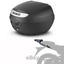 Suzuki GSX-S 125 SHAD Top Box Set inc. Kit & SHAD SH26