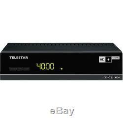 TELESTAR DIGIO 33i HD+ SATELLITEN-RECEIVER DVB-S Set-Top-Box ETHERNET NETZWERK