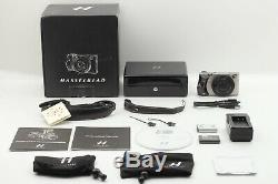 TOP MINT IN BOX RARE! HASSELBLAD Stellar Carbon Fibre Grip withBox Set JAPAN