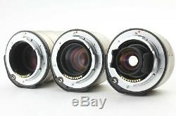 TOP MINT Set in Box CONTAX G2 with 28mm, 45mm, 90mm, TLA200 from Japan #204
