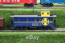 TOP Märklin H0 4863 USA-Güterwagen-Set II Ep. III Boxcar Gondola Flat Car US