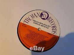 TROJAN Records SKA BOX 3xLP Vinyl Set RAR TOP! Like New