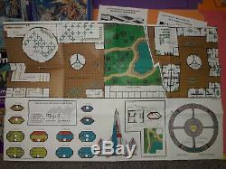 TSR RPG Star Frontiers & Top Secret Boxed Sets & Miniatures