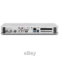 Technisat Digit Isio Stc+ Set-top-box Combo-receiver Twin Tuner Dvb-c S S2 T T2
