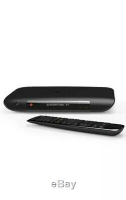 Telekom Media Receiver 201 Schwarz Voice Entertain Set-Top-Box 4K Ultra HD NEU