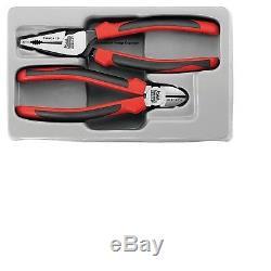 Teng Tools 35 Piece Mini Tool Kit in a Mini Teng Tools NF Series Top Box TM035NF