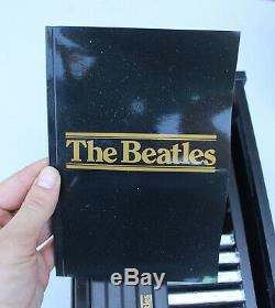 The Beatles Black Bread Box Set CD 13 out of 15 Total Unopened LP Roll Top Rare