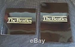 The Beatles Wooden Roll Top Japanese CD Box Set with 11 new and unwrapped CDs