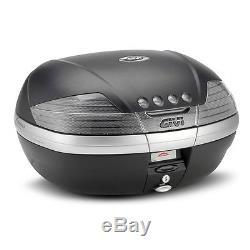 Top Box Set Givi Aprilia Shiver 750 10-16 Givi Monokey V46NT black