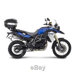 Top Box Set Givi BMW K 1300 R 09-16 V47NT Monokey black with alu carrier