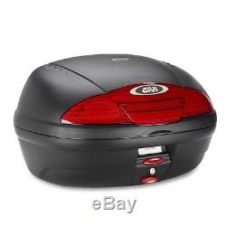 Top Box Set Givi Honda NC 700 X 12-13 Monolock E450N black