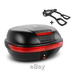 Top Box Set Givi Kawasaki ER-6f 12-16 E460N Monokey black