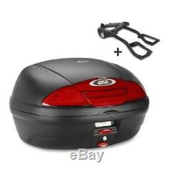 Top Box Set Givi Kawasaki Z1000SX 11-17 ML E450N 45l, black