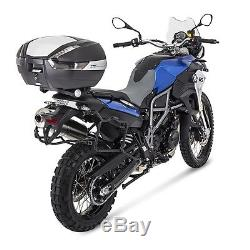 Top Box Set Givi Suzuki V-Strom 1000 14-16 V47NT Monokey black with alu carrier