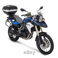 Top Box Set Givi Yamaha FZ6 Fazer S2 07-10 V47NN Monokey B/C