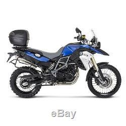 Top Box Set Givi Yamaha YZF 600 R Thundercat 96-02 Monolock E300NT black
